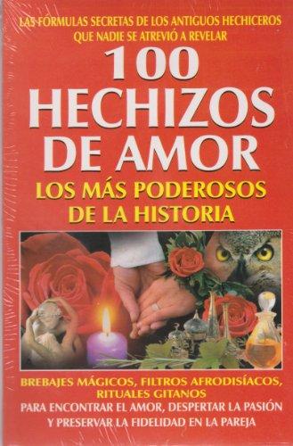 9789706667557: 100 Hechizos de amor (Spanish Edition)