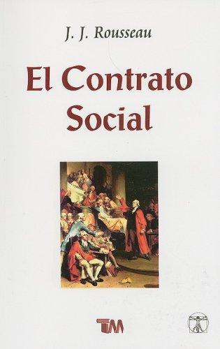 El contrato social/ The social contract (Spanish: Rousseau, J. J.