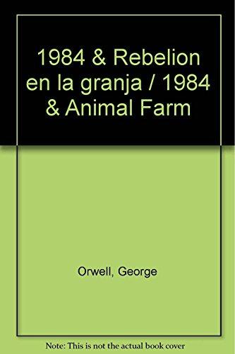 1984 & Rebelion en la granja /: George Orwell