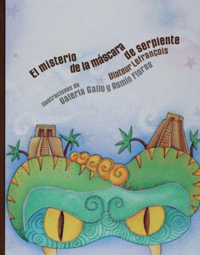 9789706830500: El misterio de la mascara de serpiente/ The mystery of the snake mask