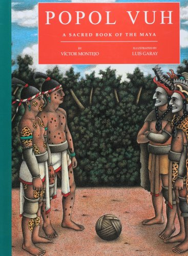 9789706831057: Popol Vuh. The Sacred Book of the Mayas. English edition