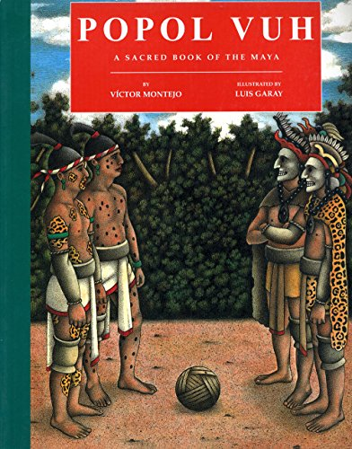 Popol Vuj: A sacred book of the Maya (Spanish Edition) (9706831320) by Victor Montejo