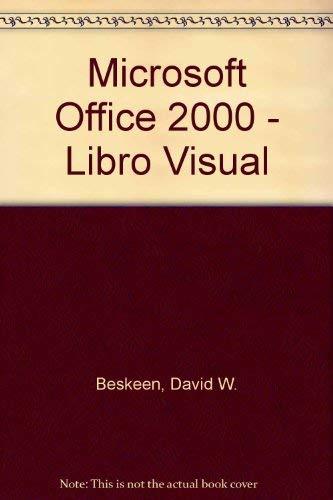 Microsoft Office 2000 - Libro Visual (Spanish: David W. Beskeen,