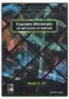 9789706861214: Ecuaciones Diferenciales Con Aplicaciones de Modelados (Spanish Edition)