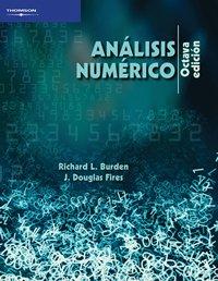 Analisis numerico/ Numerical Analysis (Spanish Edition): Richard L. Burden