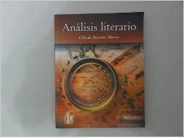 9789706861825: Analisis literario/ Literary Analasis