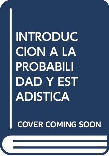 9789706861955: Introduccion a La Probabilidad