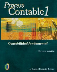 9789706862747: Proceso contable 1/ Accounting Process 1: Contabilidad Fundamental (Spanish Edition)