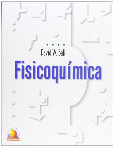 9789706863287: Fisicoquimica/ Physical Chemistry (Spanish Edition)