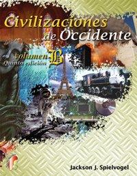 9789706863331: Civilizaciones de occidente - Vol. B / Western Civilizations Vol. B (Spanish Edition)