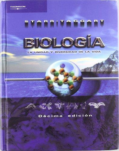 9789706863508: BIOLOGIA 10/E UNIDAD Y DIVERSIDAD DE LA VIDA