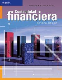 Contabilidad financiera/ Financial Accounting (Spanish Edition): Warren, Carl S., Reeve, James...