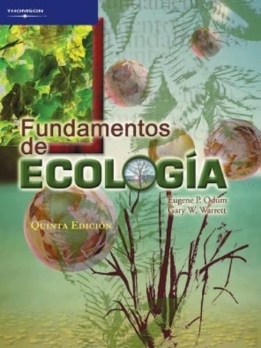 9789706864703: Fundamentos de ecologia/ Fundamentals of Ecology (Spanish Edition)