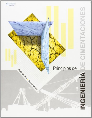 9789706864819: Principios de ingenieria de cimentaciones