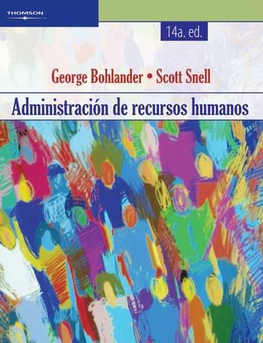 9789706867124: Administración de Recursos Humanos