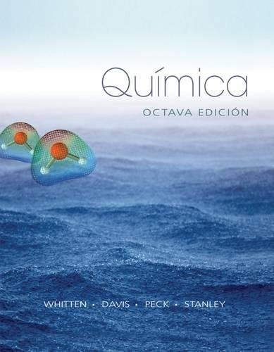 Quimica/ Chemistry (Spanish Edition) (9706867988) by Whitten, Kenneth W.; Davis, Raymond E.