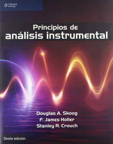 PRINCIPIOS DE ANALISIS INSTRUMENTAL (6ª ED.): D.A. SKOOG