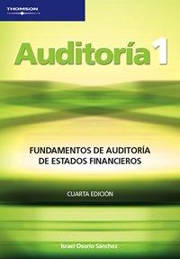 Auditoria 1/ Audit 1: Fundamentos De Auditoria: Sanchez, Israel Osorio