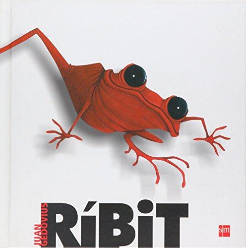 Ribit (Giraluna) (Spanish Edition): Geovius, Juan