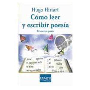 9789706990730: Como Leer Y Escribir Poesia (Spanish Edition)