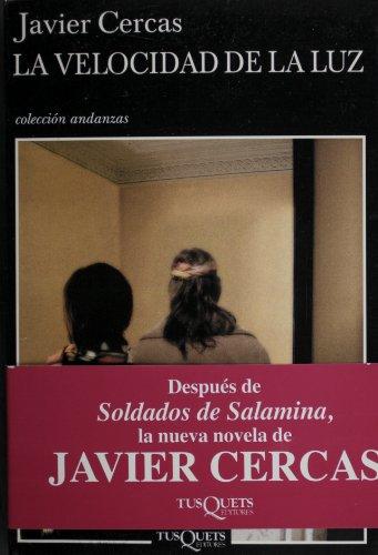9789706991072: La velocidad de la luz (Spanish Edition)