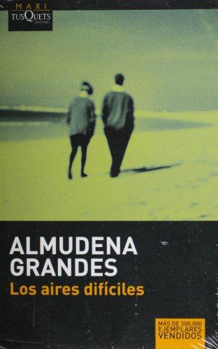 9789706992178: Los aires dificiles (Spanish Edition)