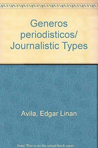 9789707018082: Generos periodisticos