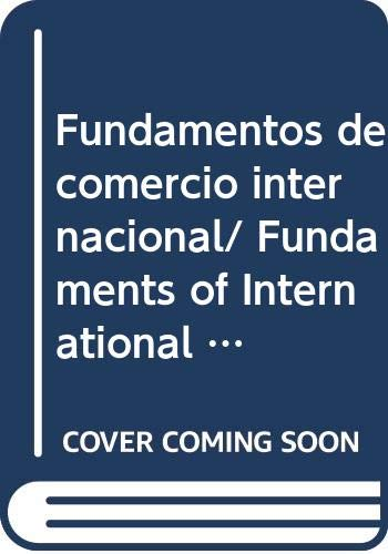 9789707018167: Fundamentos de comercio internacional/ Fundaments of International Commerce (Spanish Edition)
