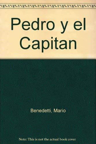 9789707100077: Pedro y el capitán (Spanish Edition)