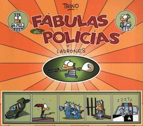 9789707101715: Fabulas de Policias y Ladrones