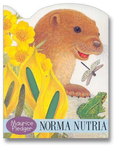 Norma nutria (Oscar Otter, Spanish Edition) (9707180412) by Maurice Pledger