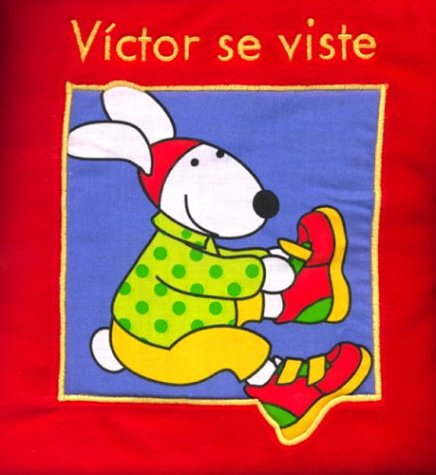 9789707180529: Victor Se Viste (Cloth Books Series)