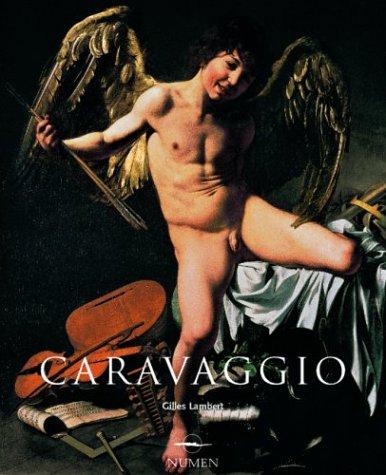 Caravaggio: Spanish-Language Edition (Artistas serie menor) (Spanish: Lambert, Gilles
