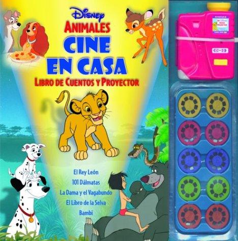9789707181120: Cine en casa: Animales: Disney Animal Friends, Spanish-Language Edition (Cine en casa Disney) (Spanish Edition)
