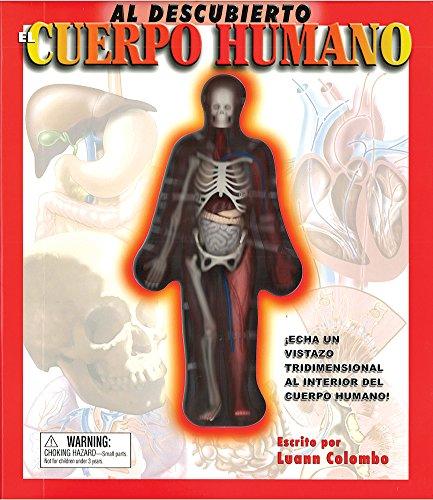 9789707181205: Al descubierto: El cuerpo humano: Uncover the Human Body, Spanish-Language Edition (Spanish Edition)