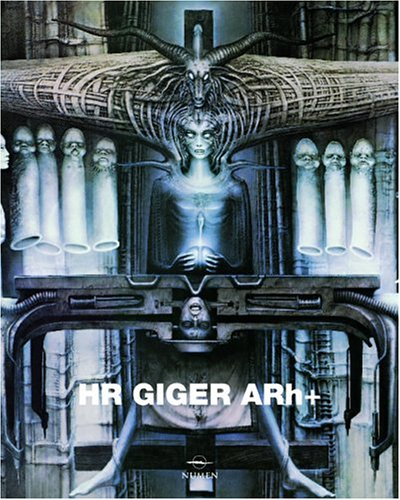 H. R. Giger ARh+: Spanish-Language Edition (Artistas serie menor) (Spanish Edition): Taschen ...