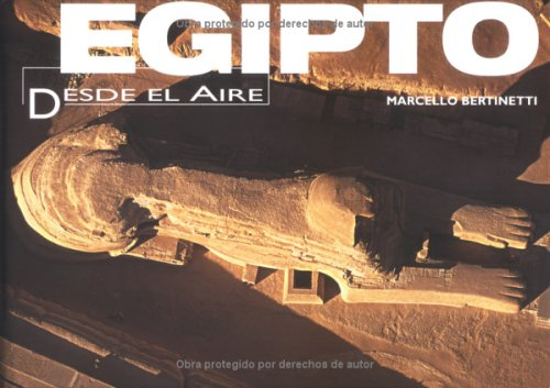 9789707182523: Egipto Desde El Aire / Egypt from the Air