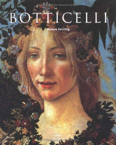 9789707182547: Botticelli: Spanish-Language Edition (Artistas serie menor) (Spanish Edition)