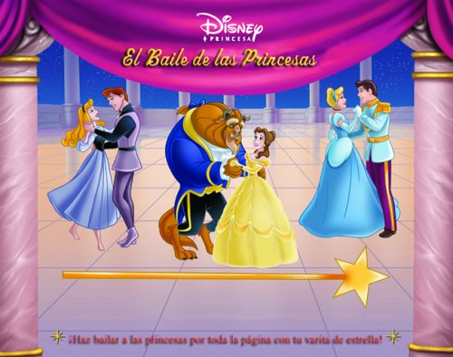 El Baile De Las Princesas / May I Have This Dance? (Disney Princess (Random House Spanish))