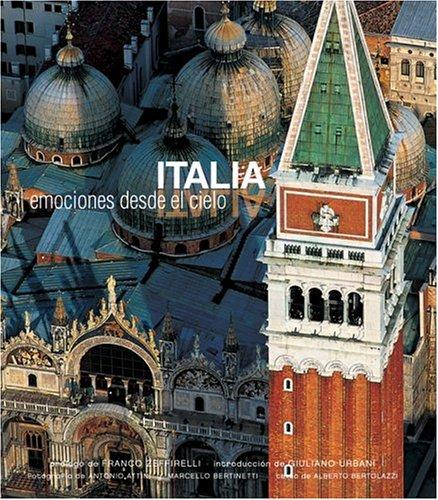 9789707183070: Italia: Emociones Desde El Cielo
