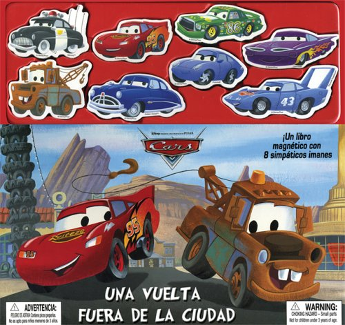 9789707183551: Disney/Pixar Cars: Una vuelta fuera de la ciudad: Disney/Pixar Cars: Cars Out for a Spin, Spanish-Language Edition (Spanish Edition)