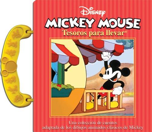 9789707183575: Mickey Mouse Tesoros para llevar/ Mickey Mouse Treasures to Take (Disney Mickey Mouse)