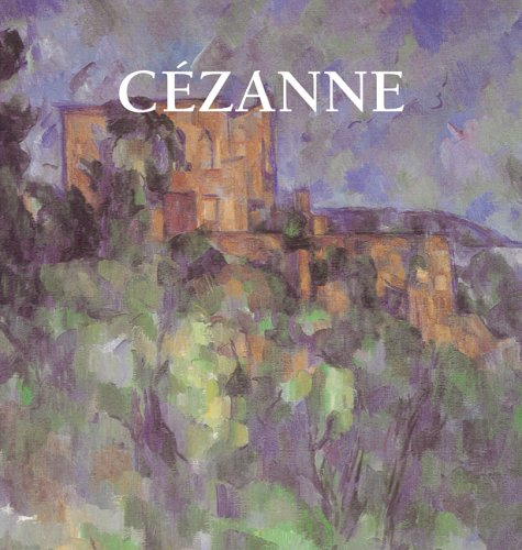 Perfect Square: Cezanne (Spanish Edition) [Hardcover] by