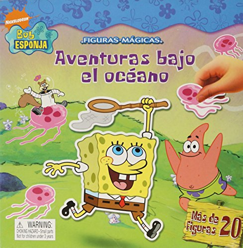 Aventuras bajo el oceano / Adventures Under the Sea (Figuras Magicas/ Magical Magnets)