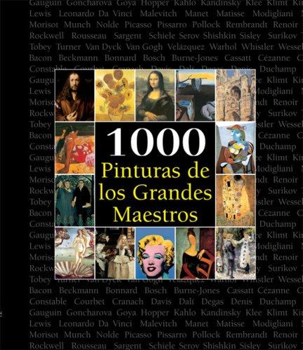 1000 Pinturas de los grandes maestros (Spanish: Charles, Victoria, Manca,