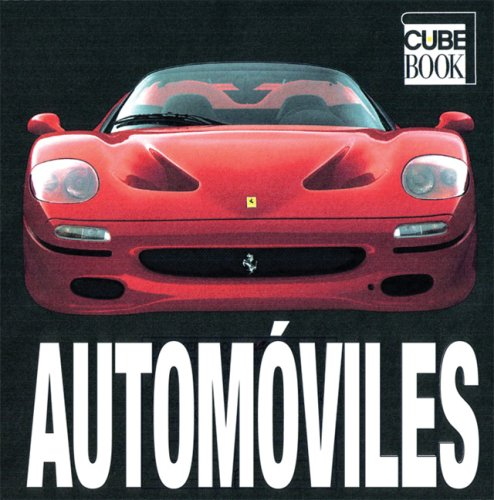 9789707184404: Cube Book: Automoviles (Cube Books) (Spanish Edition)