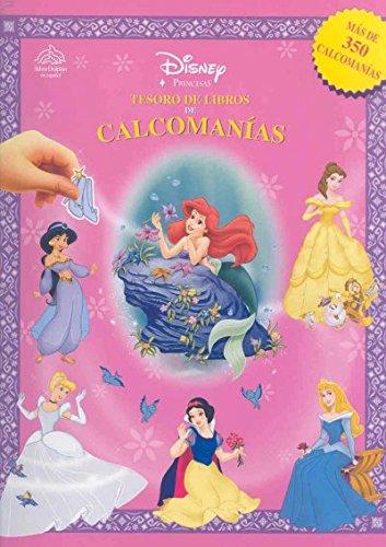 9789707184466: Disney Tesoro de libros de calcomanias / Treasury Disney Stickers Book: Blanca Nieves Y Los Siete Enanos, Aprende a Contar / Snow White And The Seven ... Disney Stickers) (Spanish Edition)