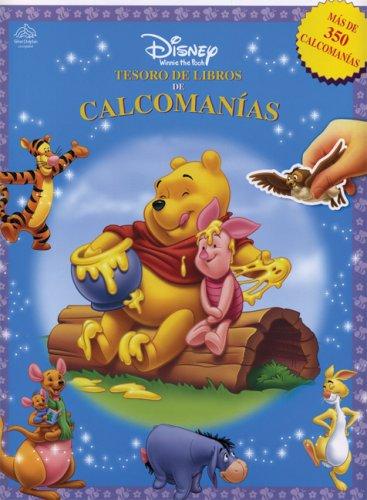 9789707184473: Disney Tesoro de libros de calcomanias: Disney Sticker Book Treasury (Tesoro De Libros De Calcomanias Series) (Spanish Edition)