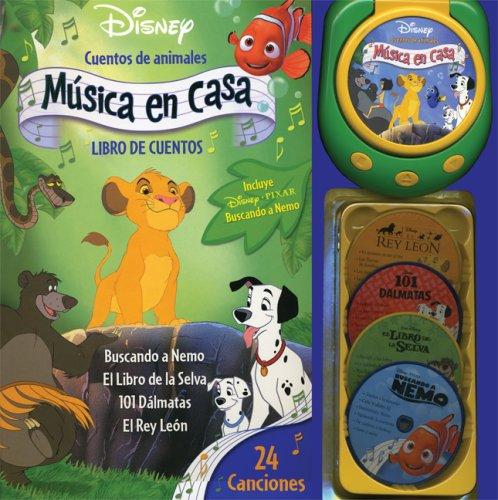 9789707184947: Musica en casa: Disney, cuentos de animales: Music Player: Animal Friends (Spanish Edition)