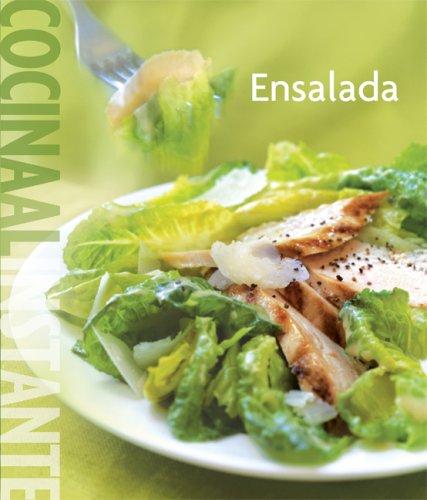 9789707185111: Williams-Sonoma. Cocina al Instante: Ensalada (La cocina al instante: Williams-sonoma / Quick Cuisine) (Spanish Edition)